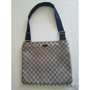195189ad5068 Gucci Bags | Gg Plus Messenger Bag | Poshmark